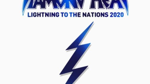 Diamond Head - Lightning To The Nations 2020 - Album Cover