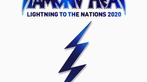 Diamond Head - Lightning To The Nations 2020 - Album Cover