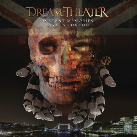 Dream Theater - Distant Memories Live In London - Album Cover