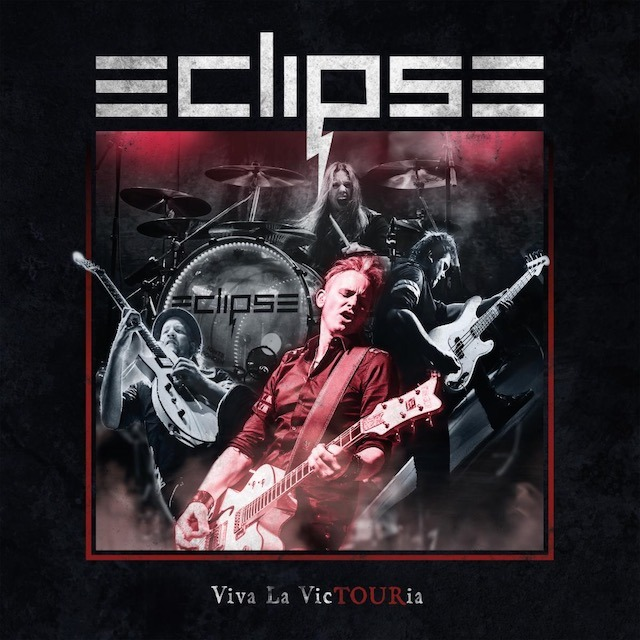 Eclipse - Viva La Victouria - DVD Cover