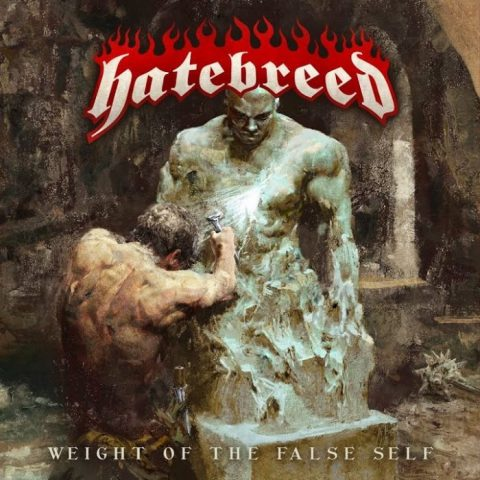 Hatebreed - Weight Of The False Self - Album Cover