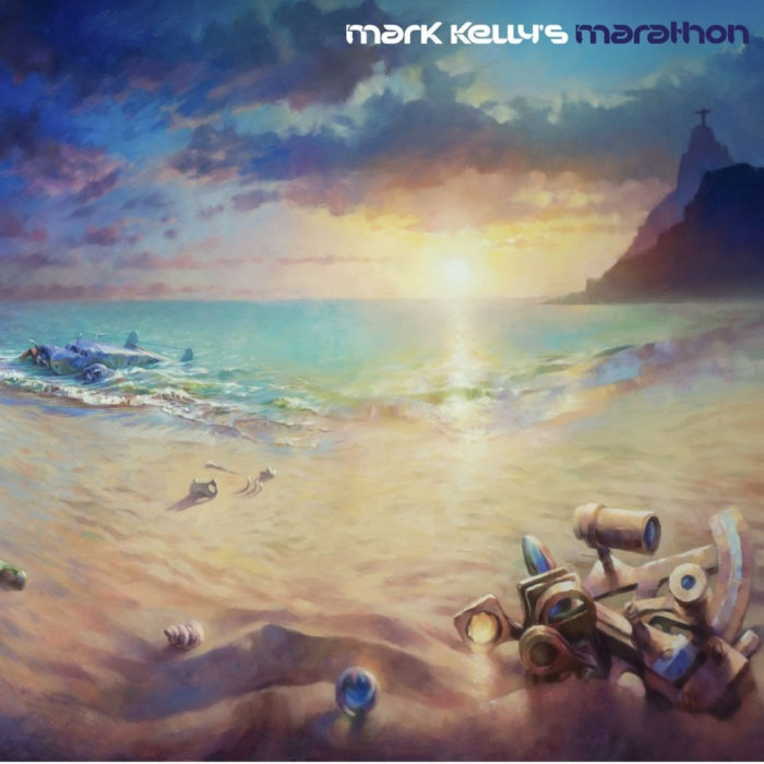 Mark Kelly - Mark Kellys Marathon - Album Cover