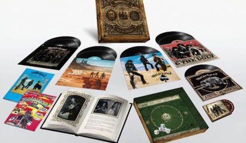 Motorhead - Ace Of Spades - 40Th Anniversary - Boxset Cover