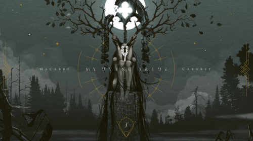 My Dying Bride - Macabre Cabaret - EP Cover
