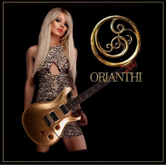 Orianthi - O - Album Cover