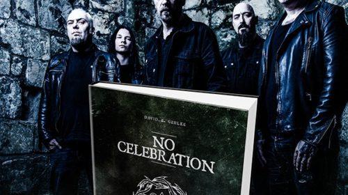 Paradise Lost - No Celebration La Biografia Ufficiale Dei Paradise Lost - Book Cover