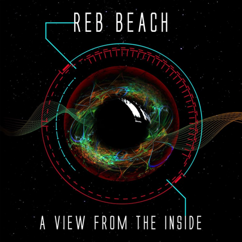 Reb Beach - A View From The Inside - Album Cover