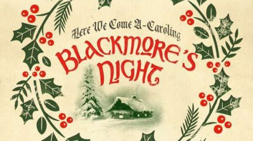 Blackmore's Night - Here We Come A Caroling - EP Cover