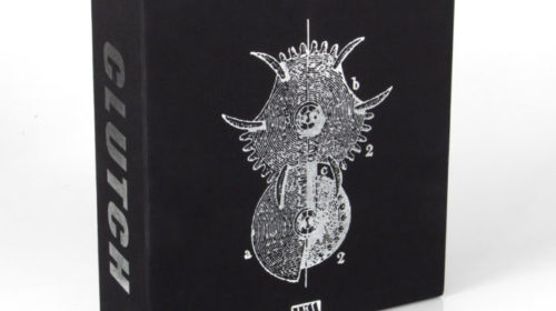 Clutch - The Obelisk - Boxset Cover