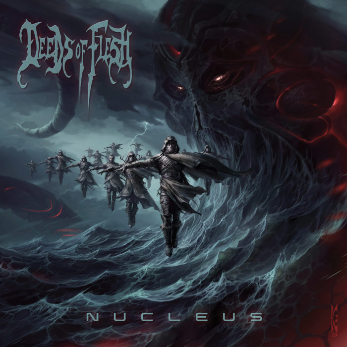 Deeds Of Flesh - Nucleus - Album Cover
