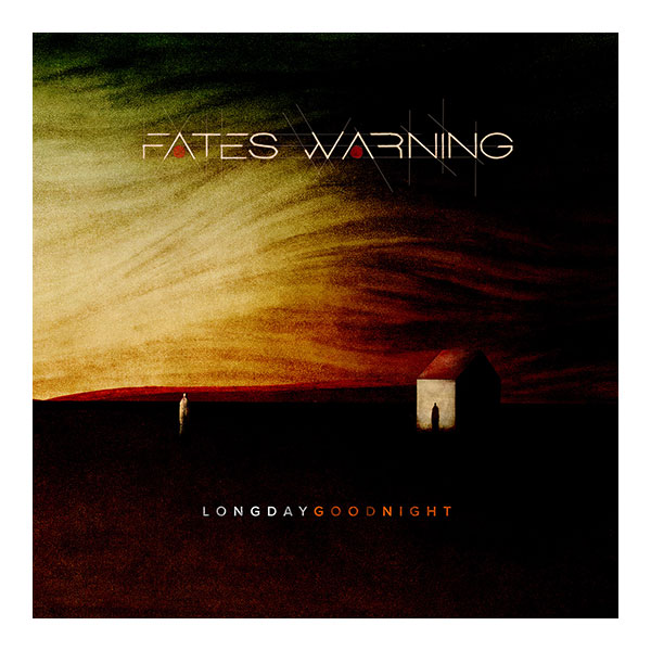 Fates Warning - Long Day Good Night - Album Cover