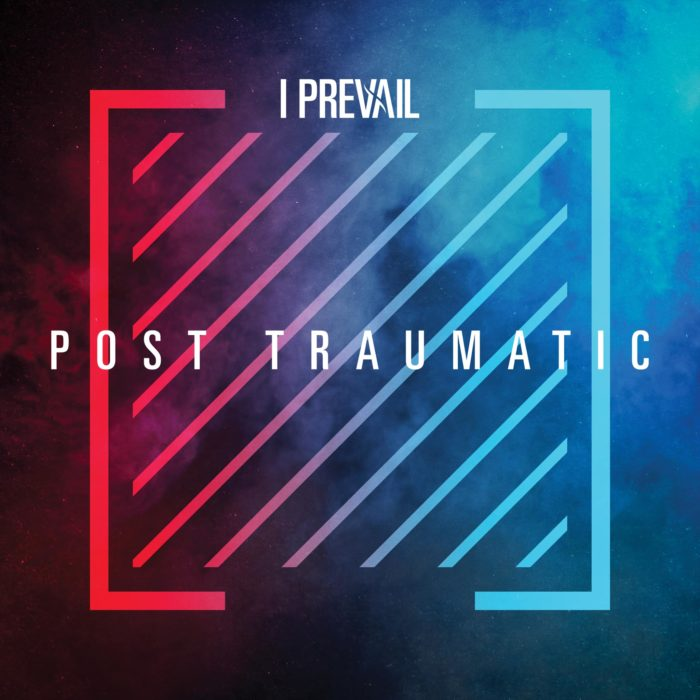 I Prevail - Post Traumatic - Album Cover
