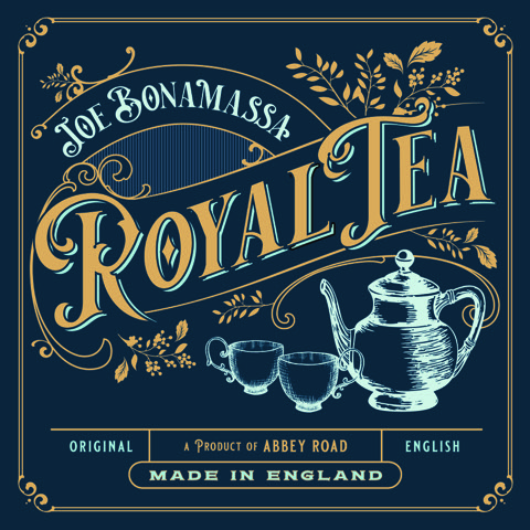Joe Bonamassa - Royal Tea - Album Cover