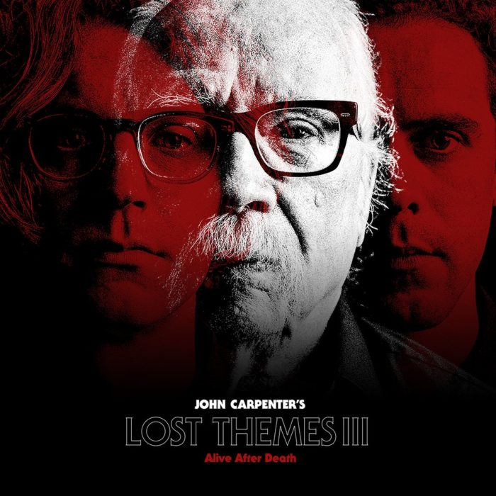 John Carpenter - Lost Themes III Alive After Death - Album Cover