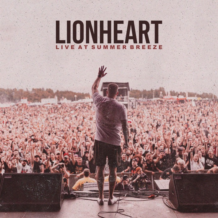 Lionheart - Live At Summer Breeze - Album Cover