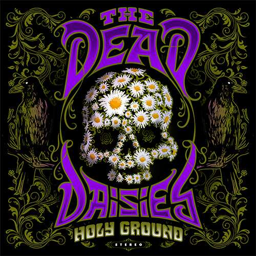 The Dead Daisises - Holy Ground - Album Cover