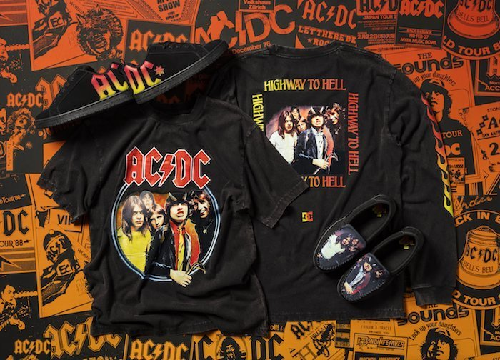 Ac/DC - AC/DC DC Shoes - Merchandise