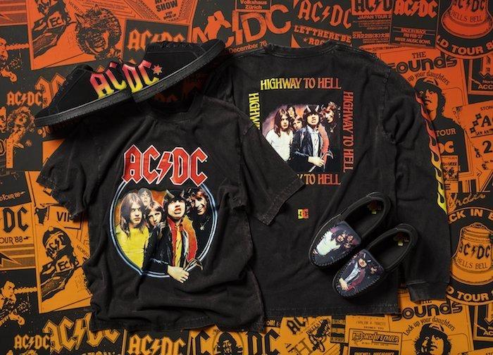 Ac/DC - AC/DC DC Shoes - Merchandise
