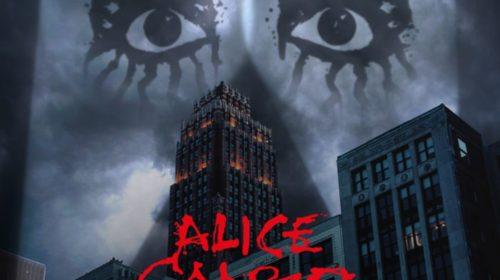 Alice Cooper - Detroit Stories - Album Cover