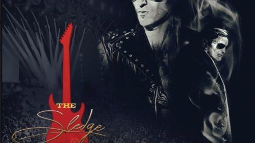 Davids Ellefson - The Sledge Chronicles Rock Star Hitman - Book Cover