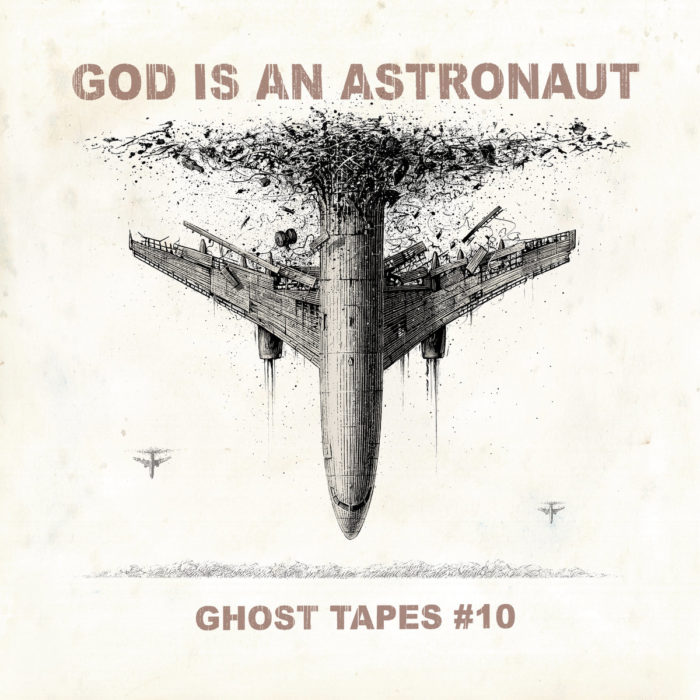 God Is An Astronaut - Ghost Tapes 10 - Album Cover