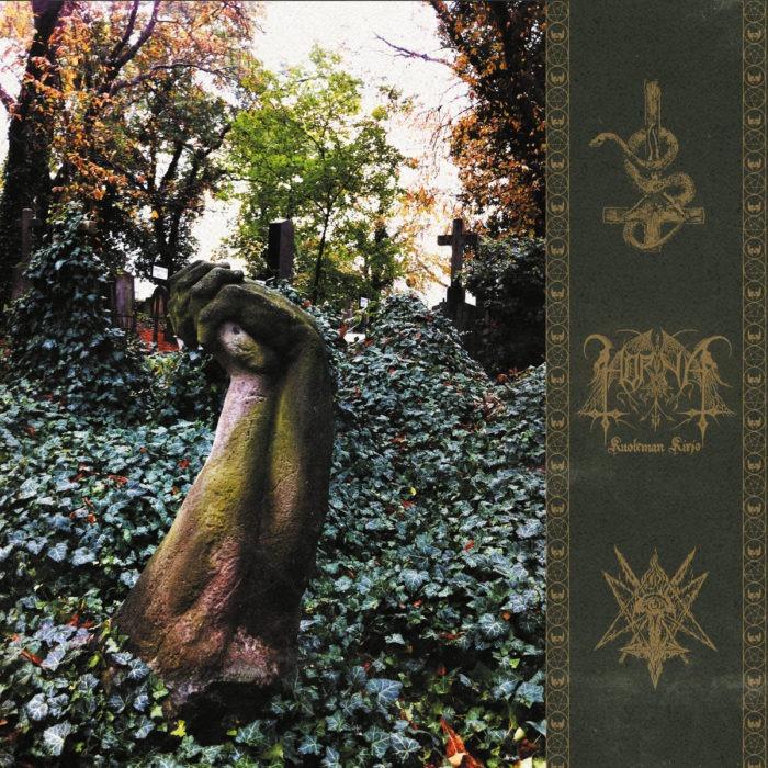 Horna - Kuoleman Kirjo - Album Cover