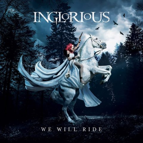 Inglorius - We Will Ride - Album Cover
