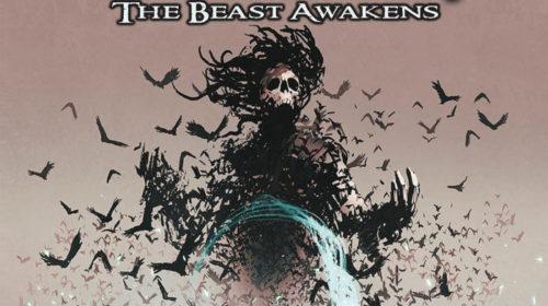 James Durbin - The Beast Awakens - Album Cover