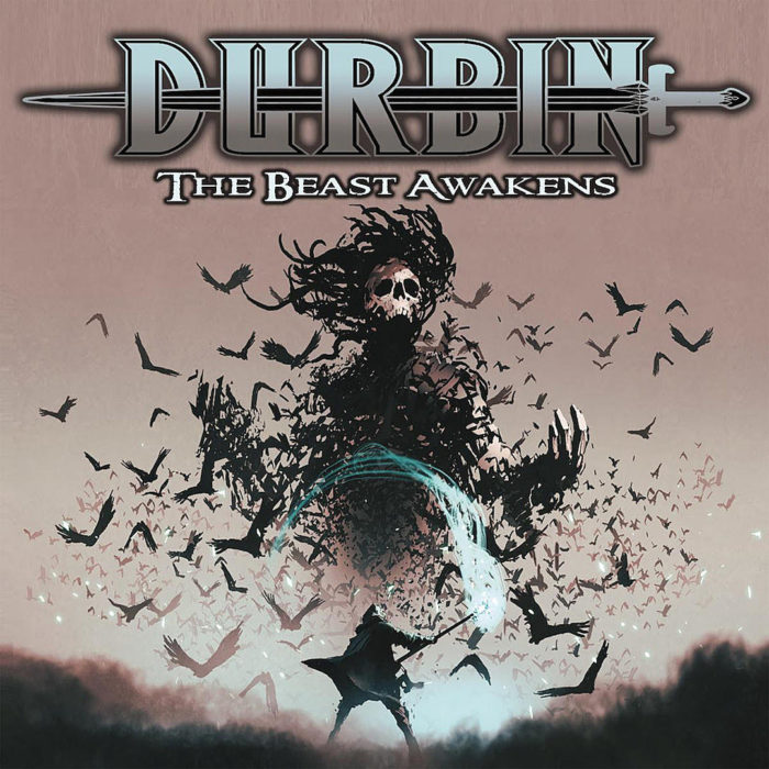 James Durbin - The Beast Awakens - Album Cover