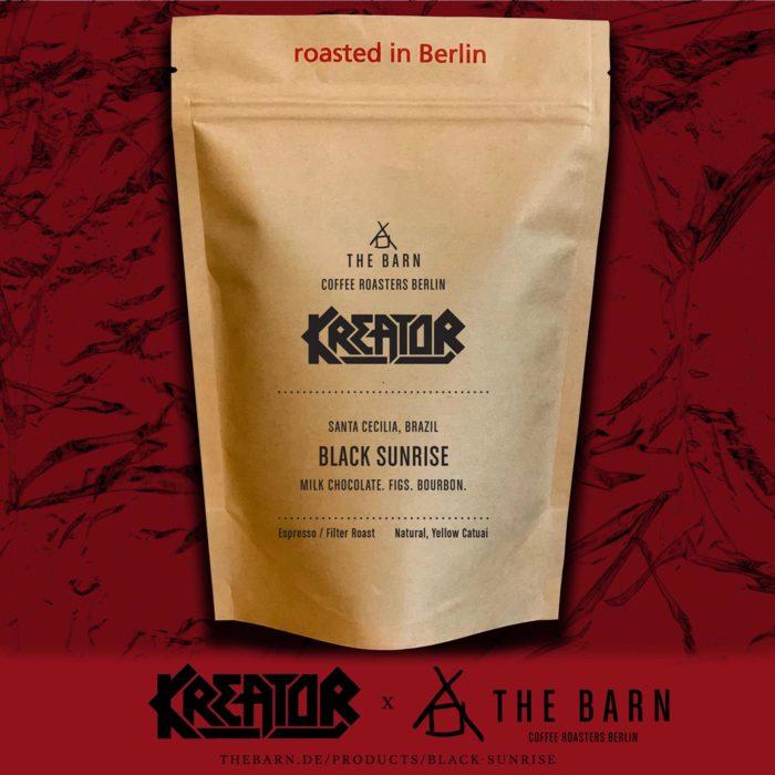 Kreator - Black Sunrise - Caffè