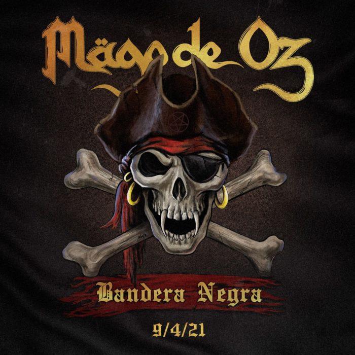 Mago De Oz - Bandera Negra - Album Cover