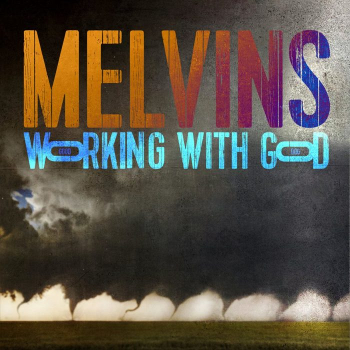 Melvins - Working With God - Album Cover