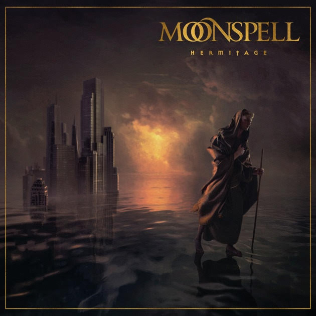 Moonspell - Hermitage - Album Cover