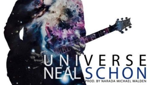 Neal Schon - Universe - Album Cover
