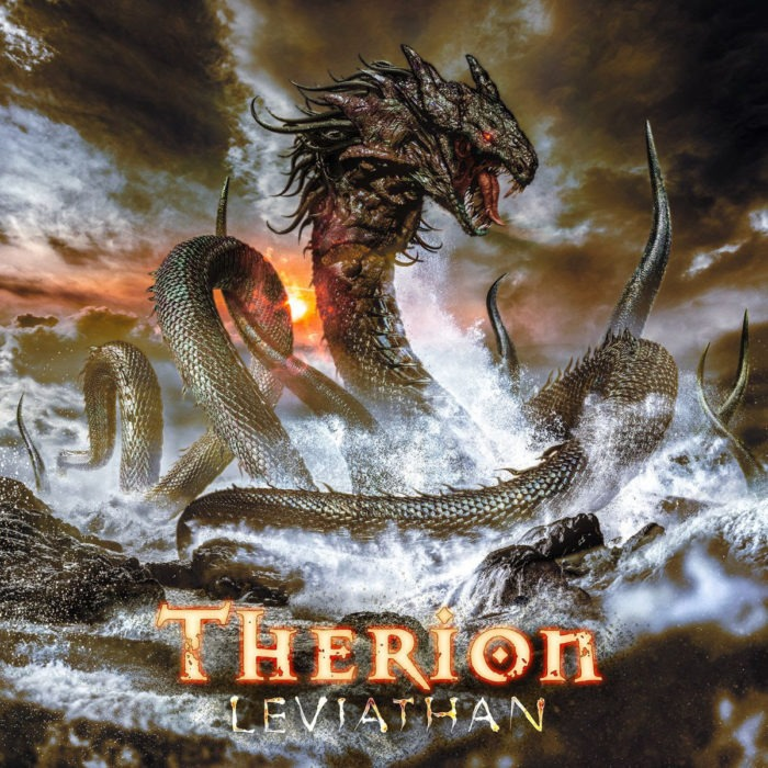Therion - Leviathan - Album Cover