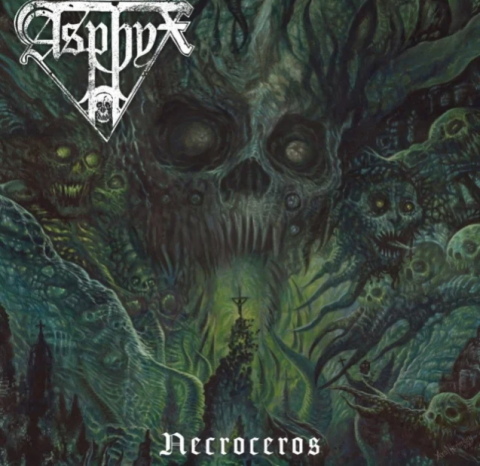 Asphyx - Necroceros - Album Cover