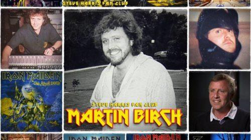 Martin Birch   27 dicembre 1948 - 9 agosto 2020