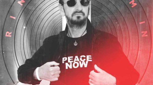 Ringo Starr - Zoom In - Ep Cover