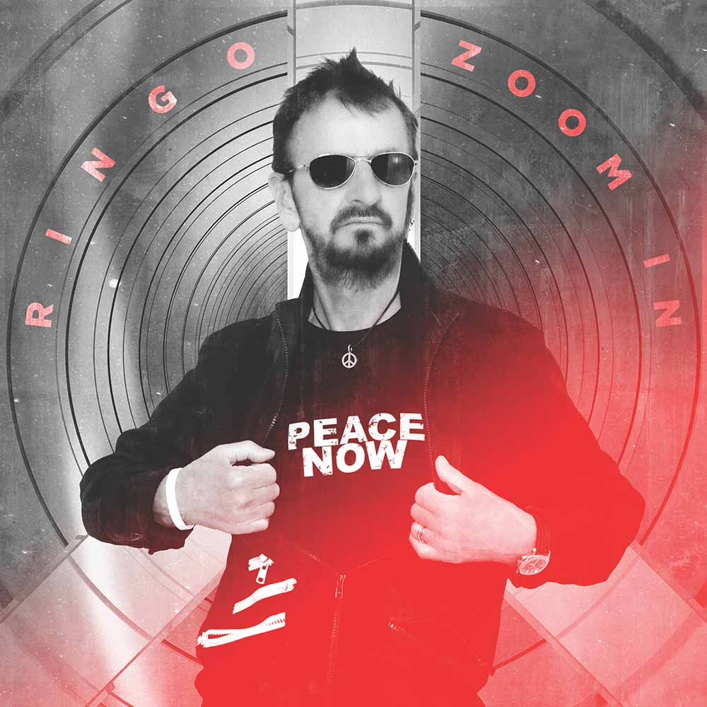 Ringo Starr - Zoom In - Ep Cover