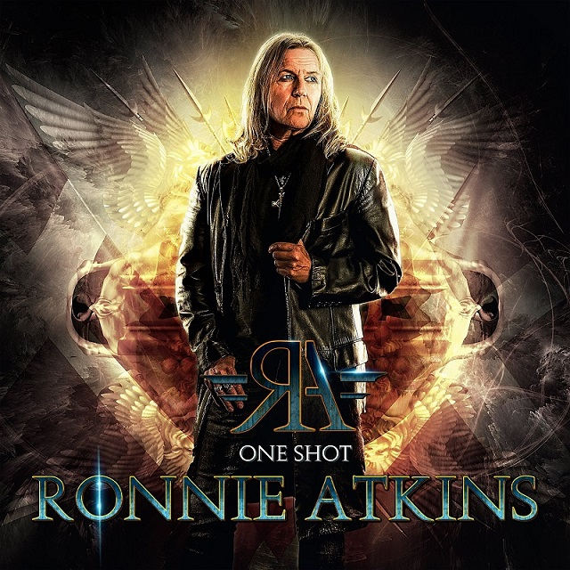 Ronnie Atkins - One Shot - Album Cover