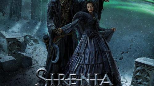 Sirenia - Riddles Ruins Revelations - Album Cover
