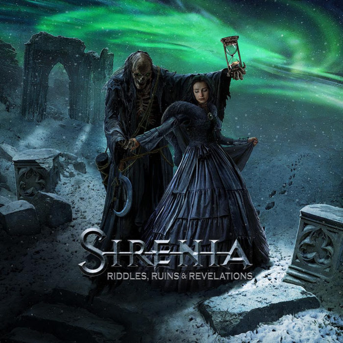 Sirenia - Riddles Ruins Revelations - Album Cover