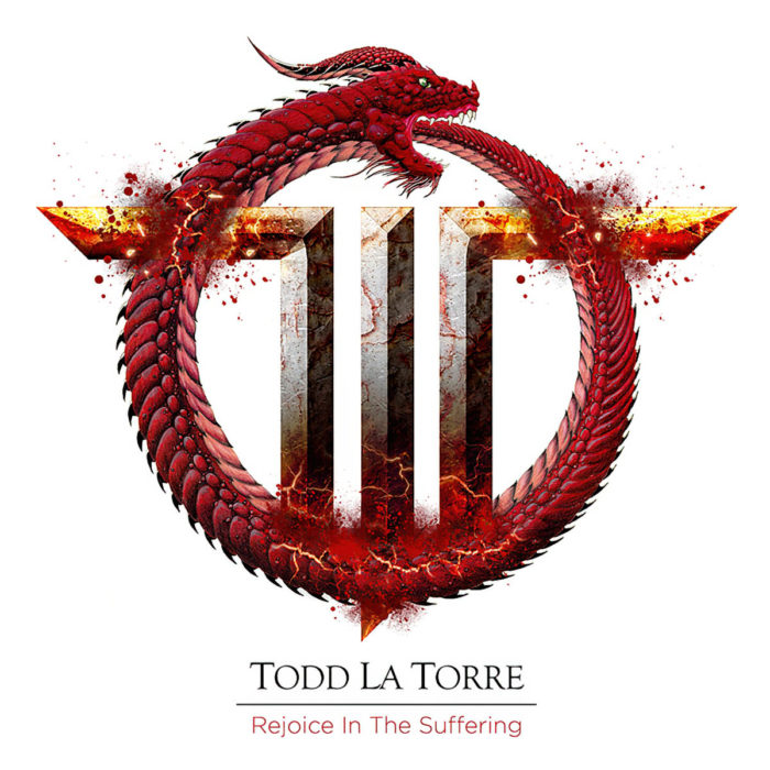 Todd La Torre - Rejoice In The Suffering - Album Cover