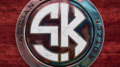 Adrian Smith - Richie Kotzen - Smith Kotzen - Album Cover