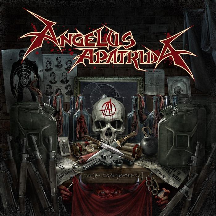 Angelus Apatrida - Angelus Apatrida - Album Cover