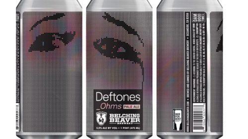 Deftones - Ohms - Beer Cover