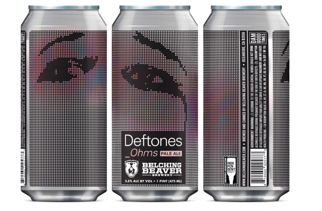 Deftones - Ohms - Beer Cover