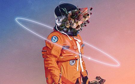 Dreamshade - A Pale Blue Dot - Album Cover