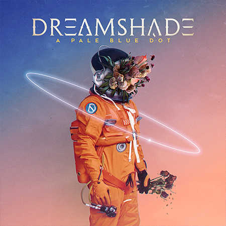 Dreamshade - A Pale Blue Dot - Album Cover