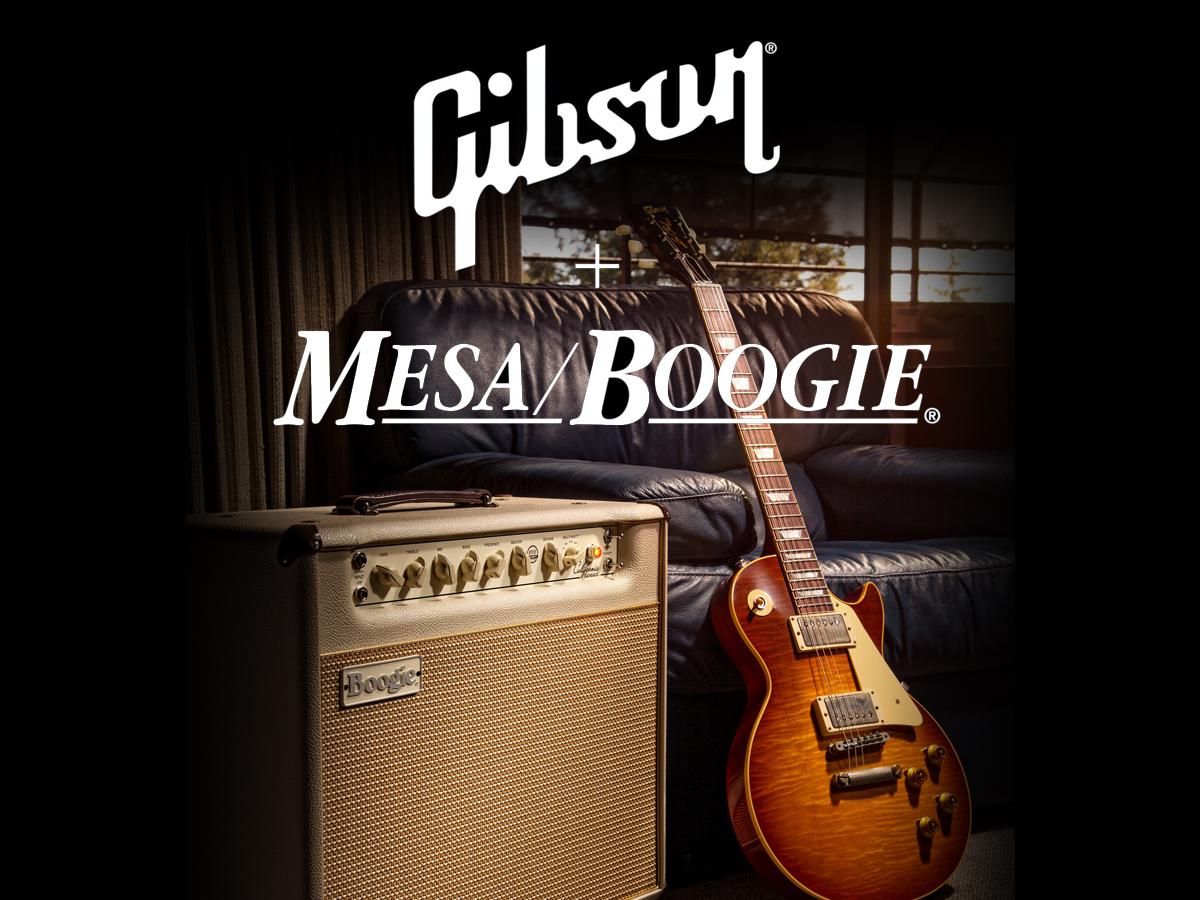 Gibson-mesa-boogie
